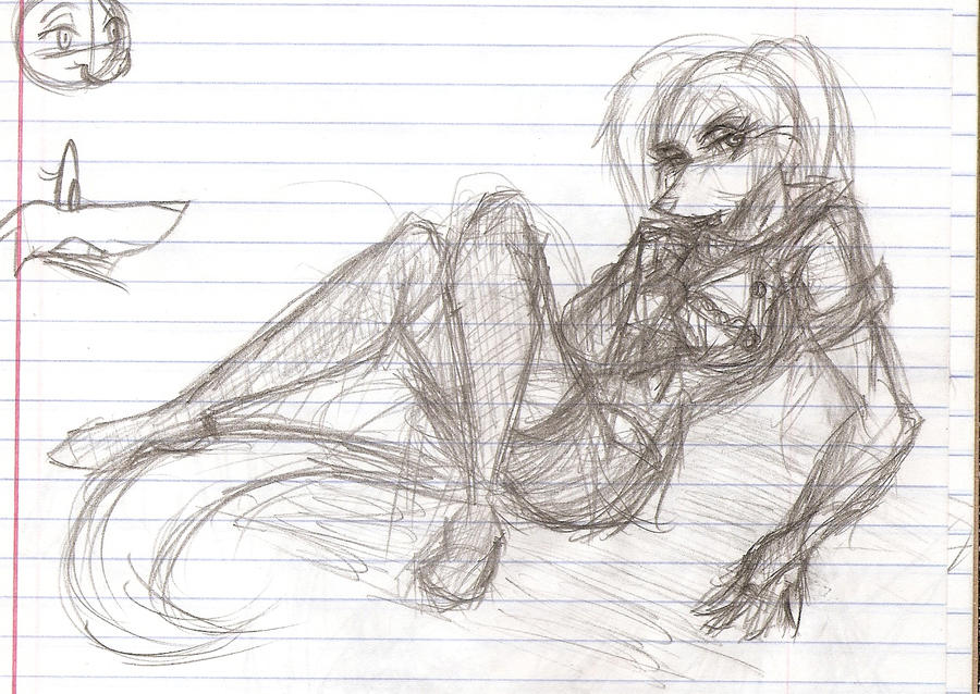 Notebook Sketch 002 by Django90