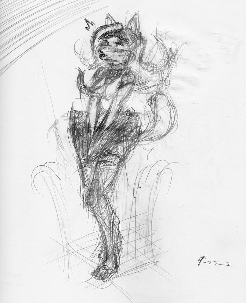 Updraft -Sketch- by Django90