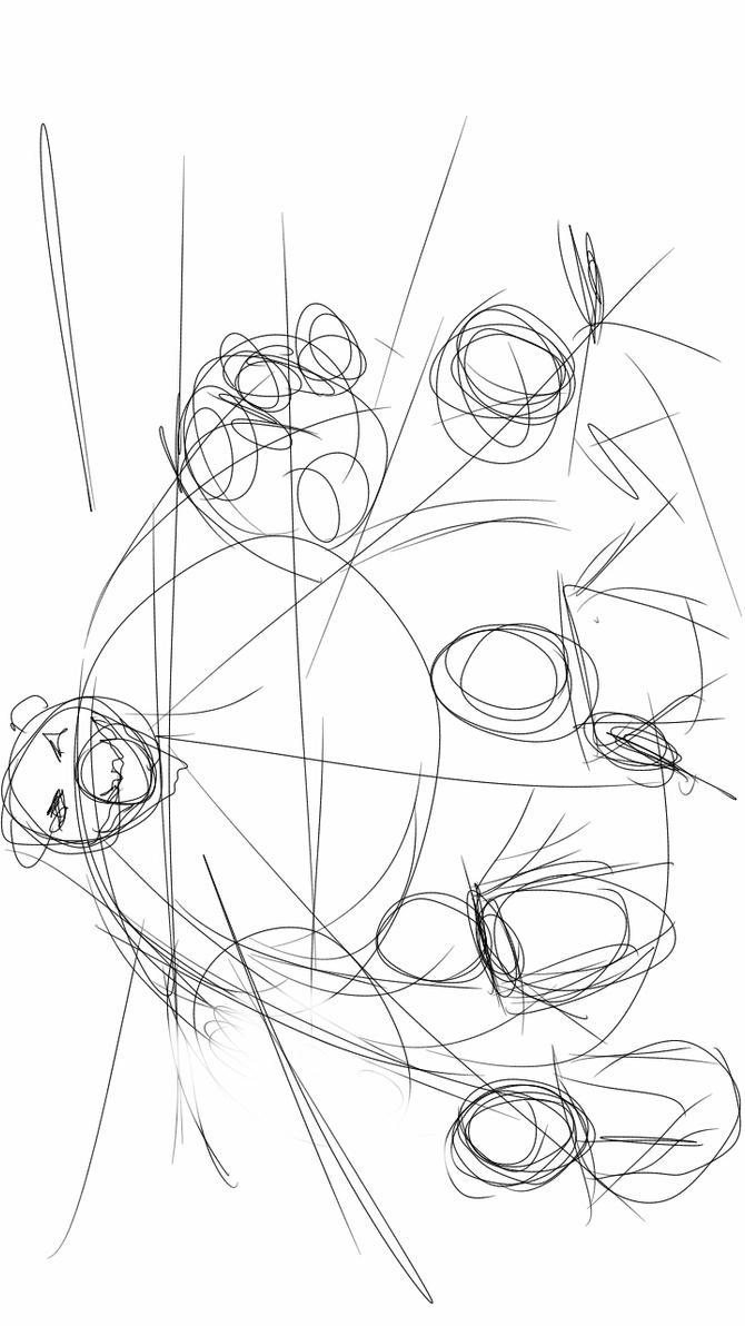 scribble by Django90