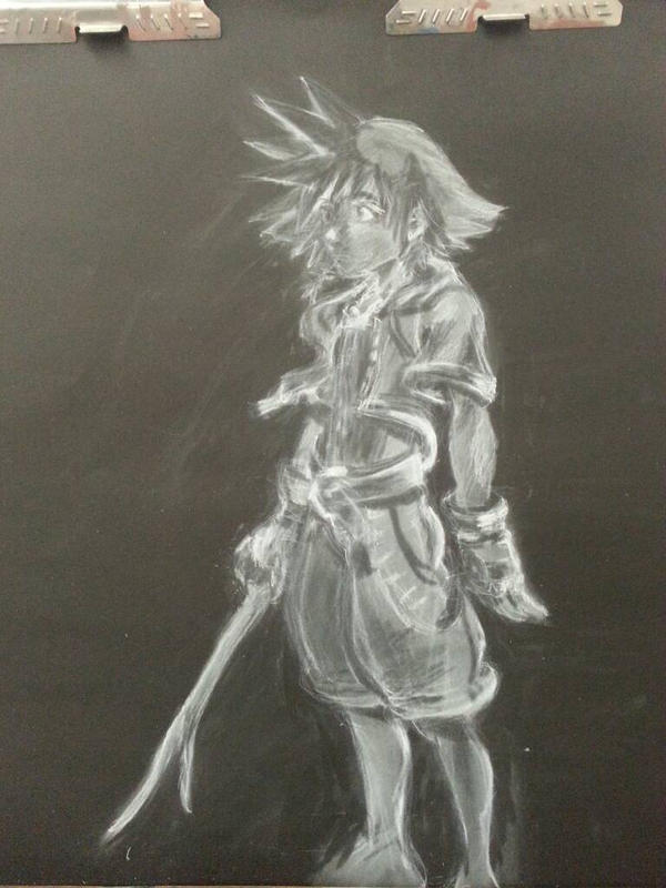 Sora in White by Django90