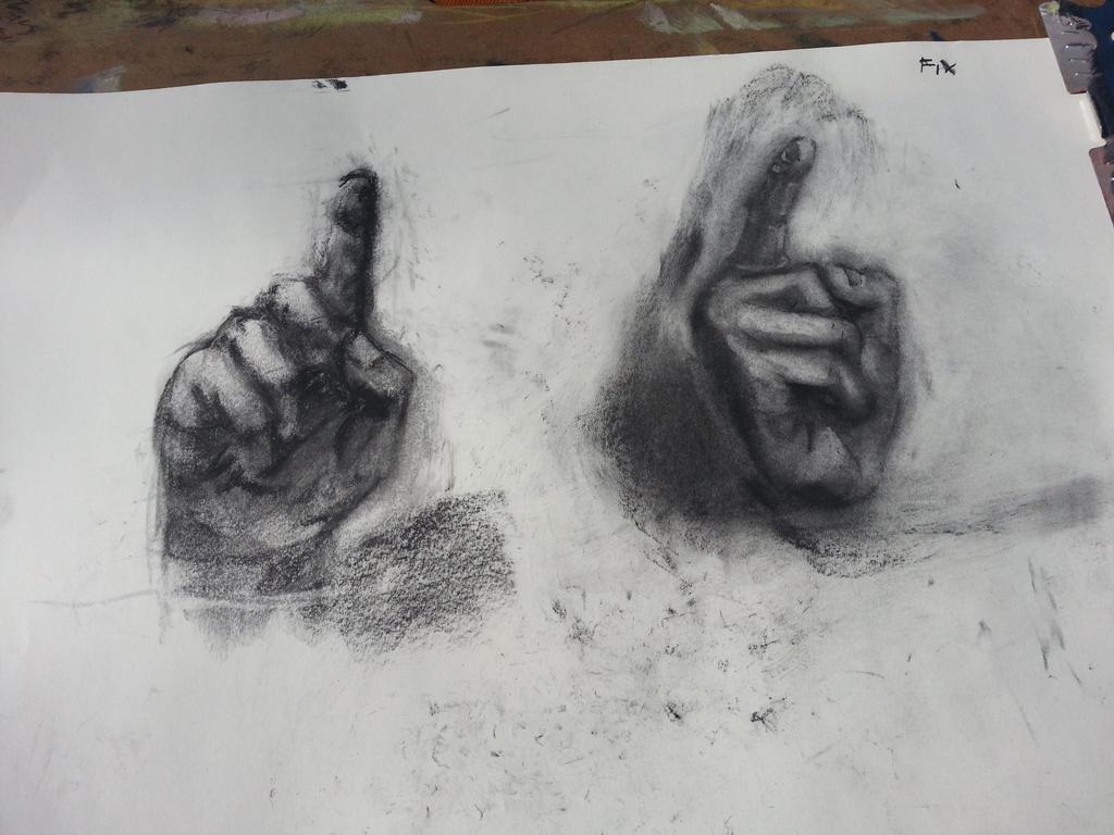 Shining Fingers by Django90