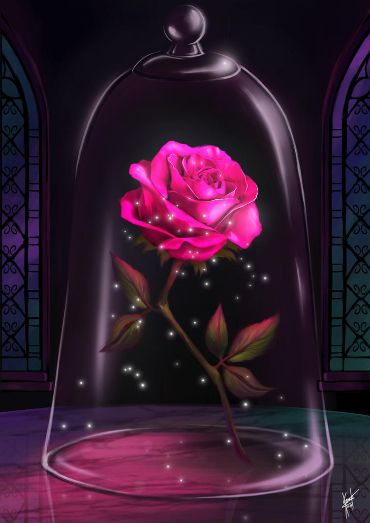 Enchanted Rose By DanielKendi