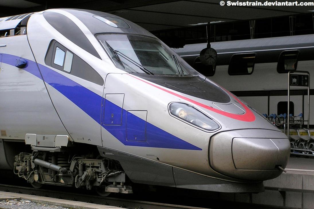 Feel the Speed by SwissTrain