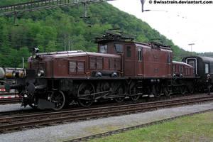 SBB Ce 6/8 II No.14253 by SwissTrain