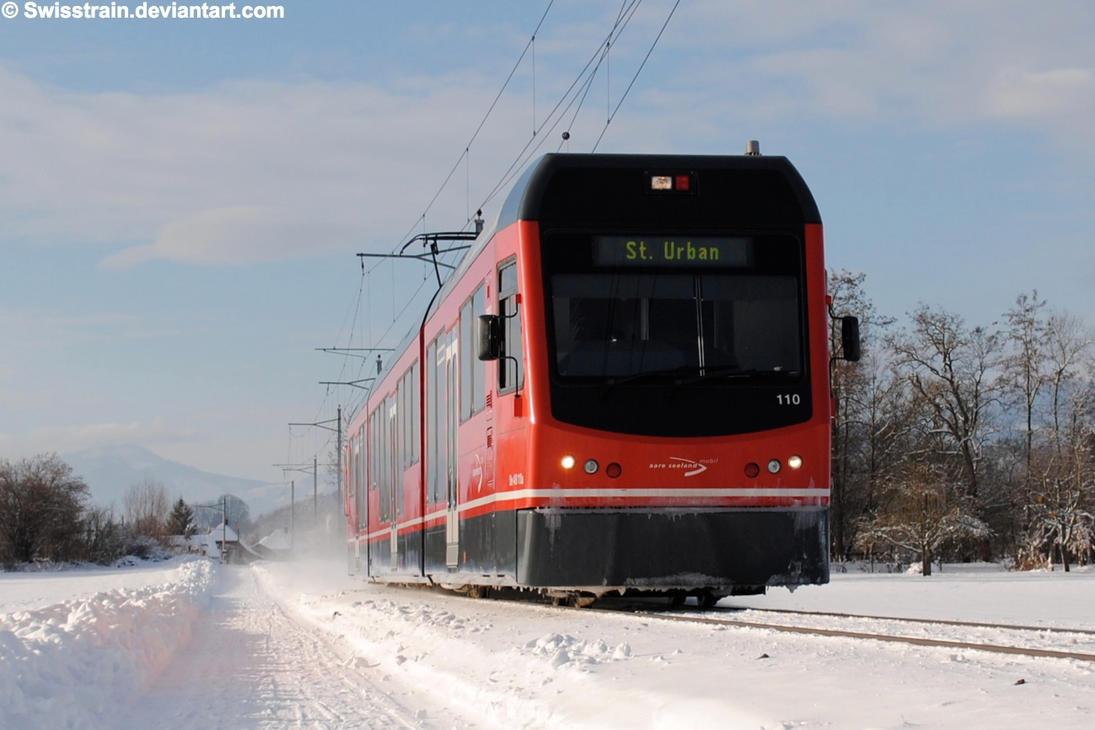 ASm Be 4-8 110 by SwissTrain
