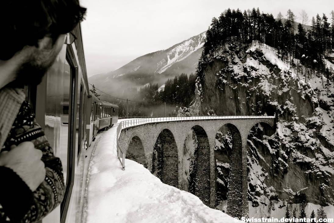 Go Beyond II by SwissTrain
