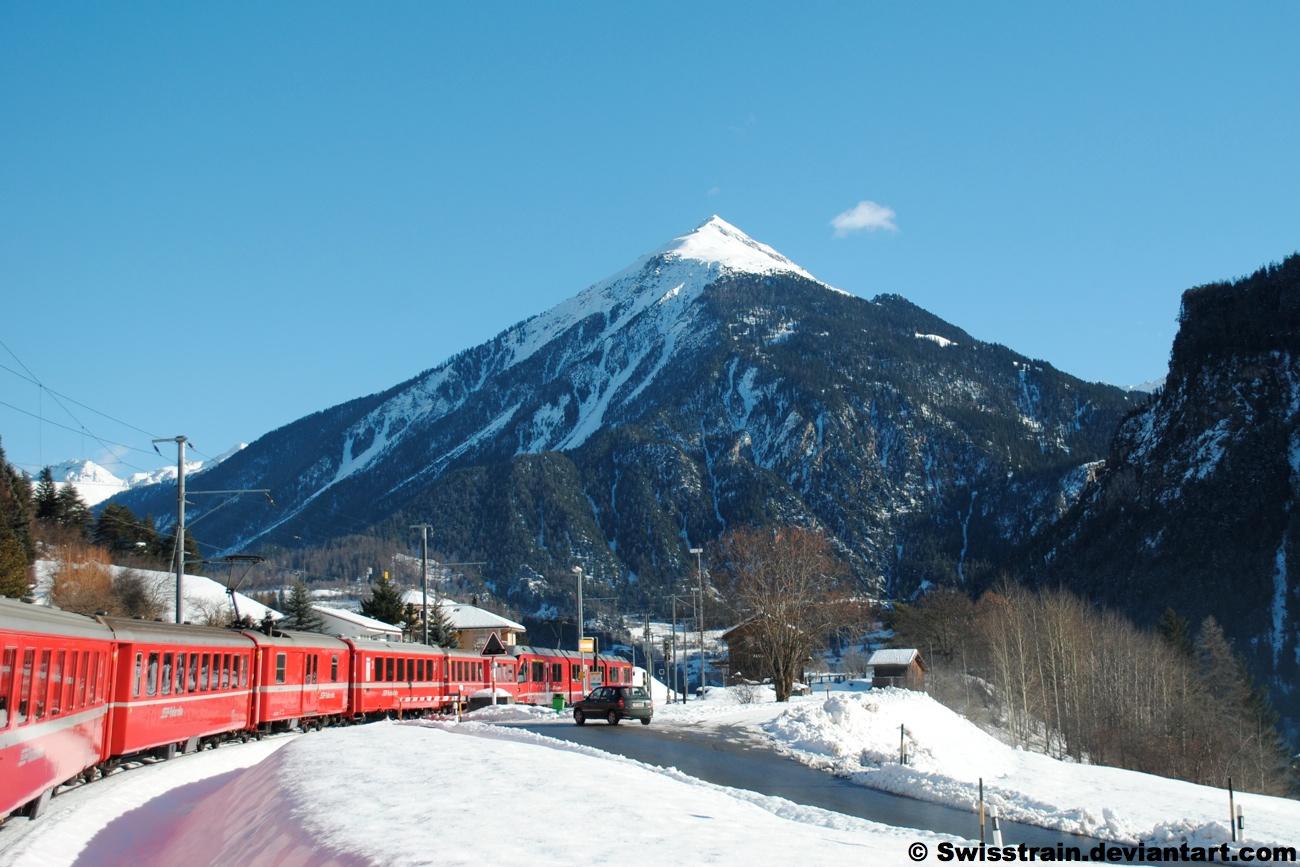Mountain Muchetta by SwissTrain