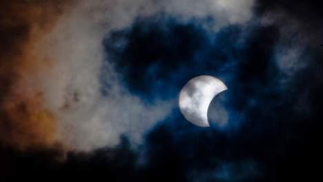 Sun eclipse in Africa by XxFalineFairiesxX