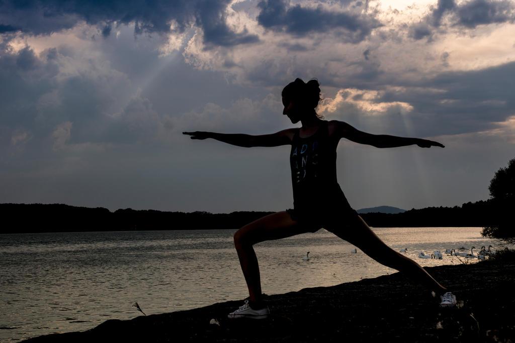 Yoga by artofbob
