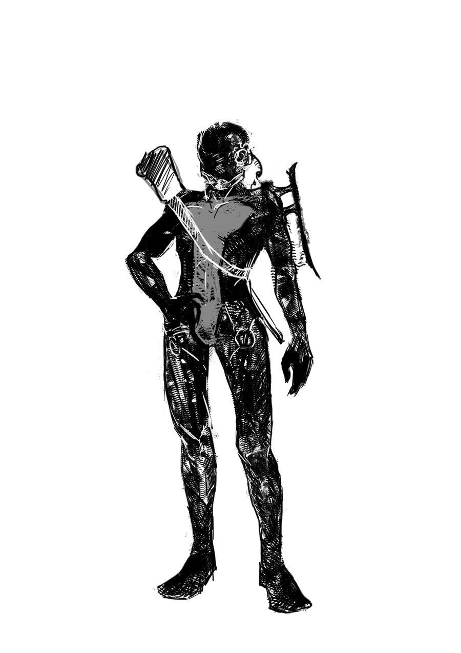 Futuristic Suit