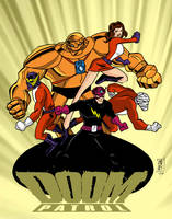 Color Doom Patrol by mattcrap by TheDeviantMakepeace