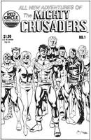 Crusaders by GregKirkpatrick by TheDeviantMakepeace