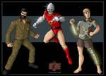 Adventure Team - nightwing1975