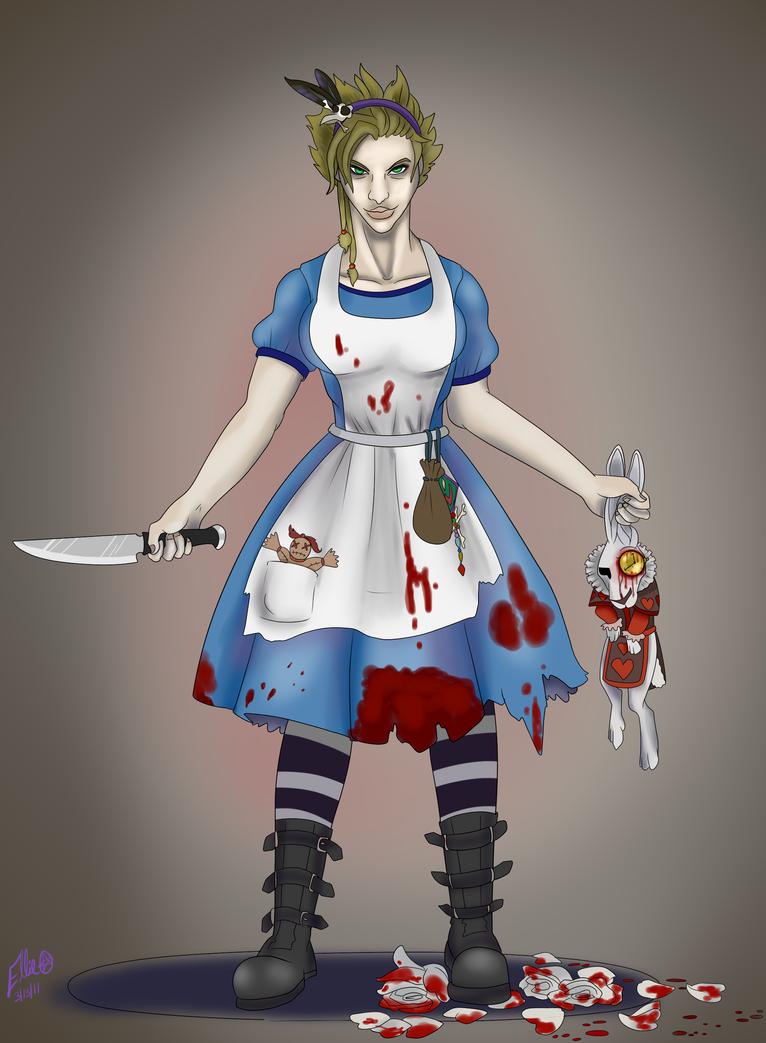 Dark Alice by VoodooHorde