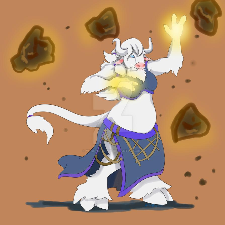 Dancin' Mahuune by VoodooHorde