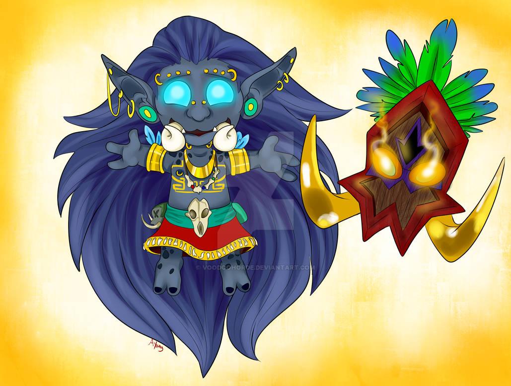 Chibi: Priest and Loa