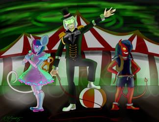 Art Fight Attack: Circus Diabolique