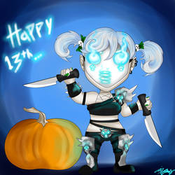 Friday The 13th Pendra