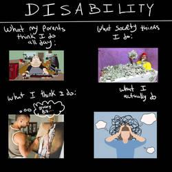 Disability Meme