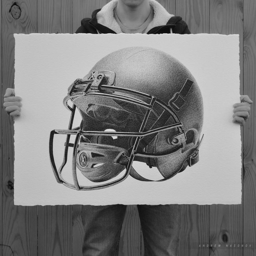 Helmet by ArtAnjour