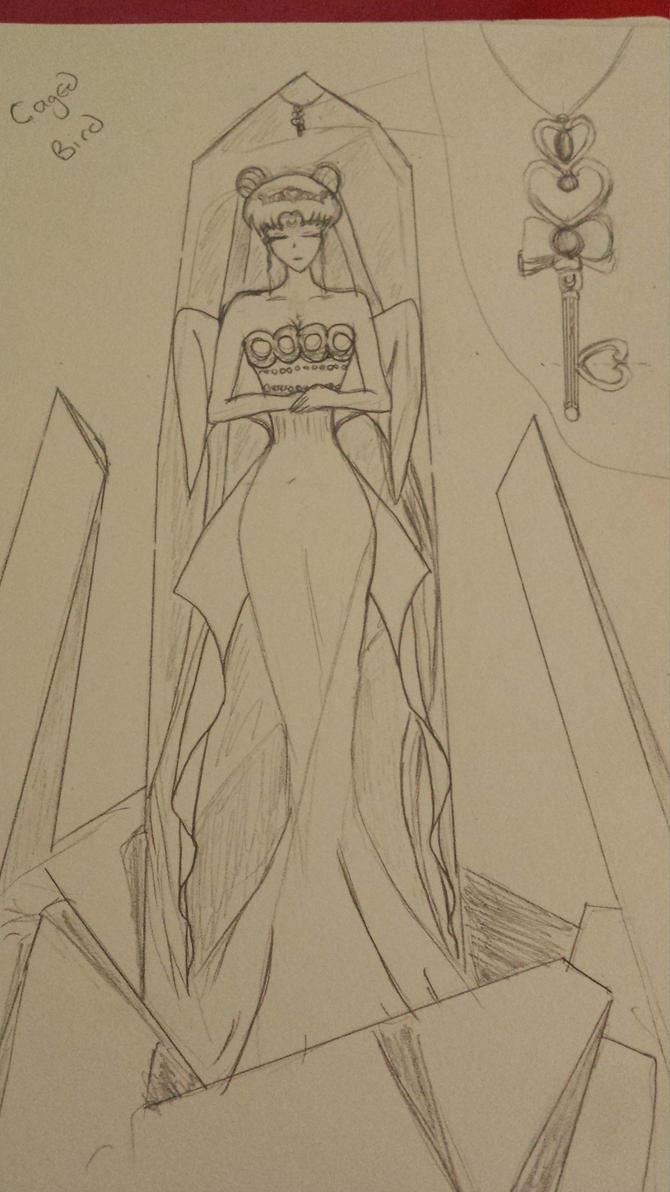 Sailor Moon RWG: Caged Bird by DeadDancers