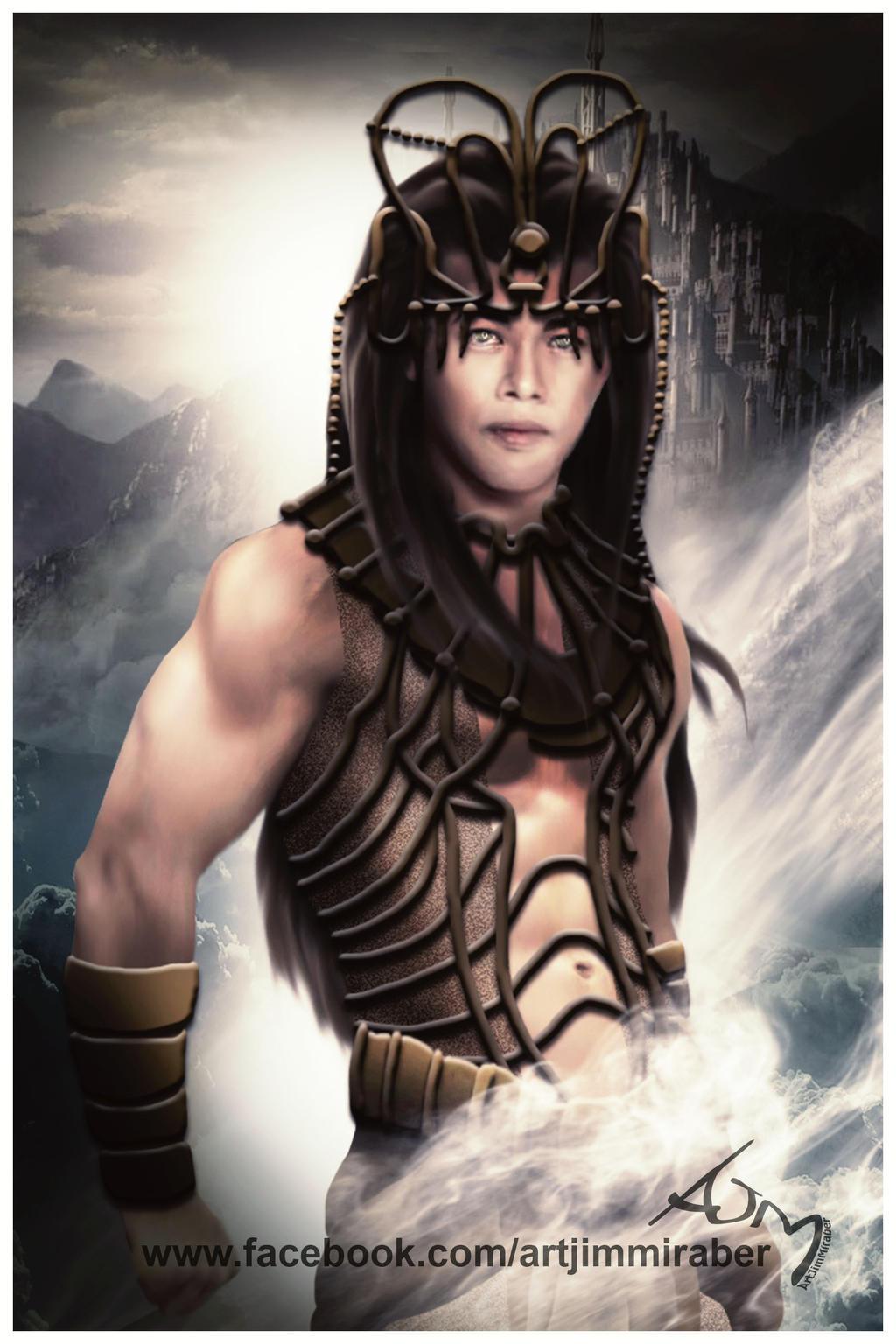 Ulilang Kaluluwa A Serpent God (Human Form) by jimuelmaurer26 on ...