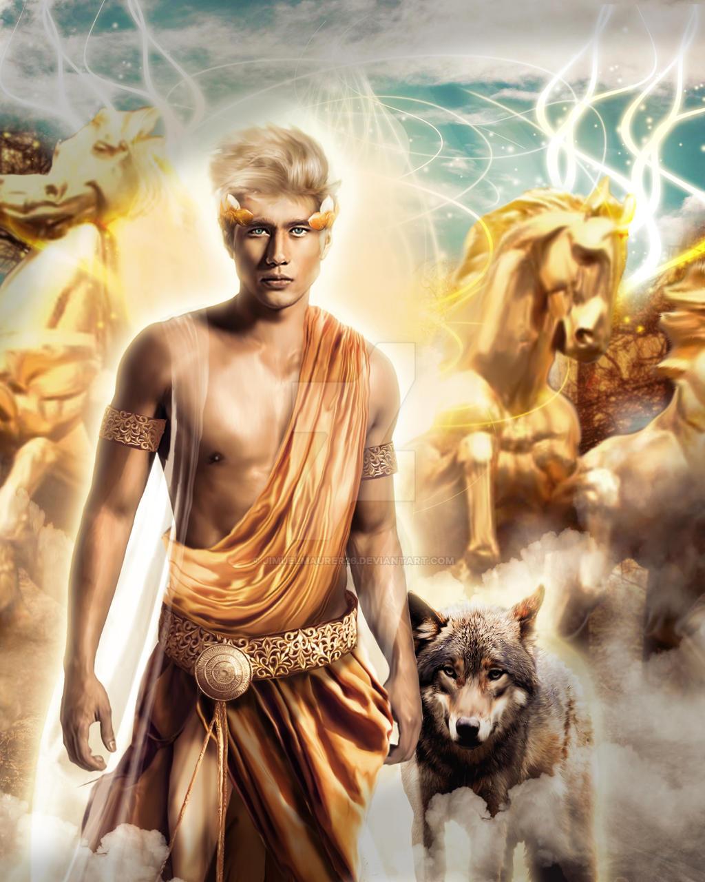 Greek God Of Chance