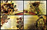 cd booklet illustration