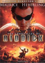 Riddick DvD Cover by Demon-Kiba