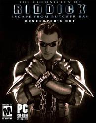 I am Riddick by Demon-Kiba