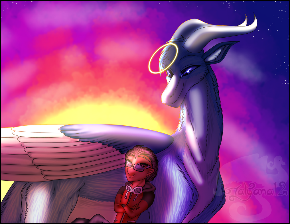 [Contest Entry] Time Together by Zorriya