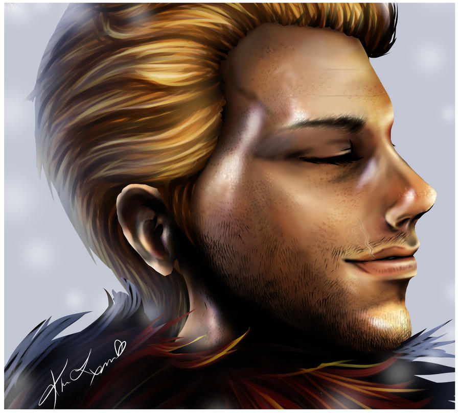 Dragon Age Inquisition - Cullen by MaximumImpulse