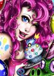 MLP - Pinkie Pie portrait