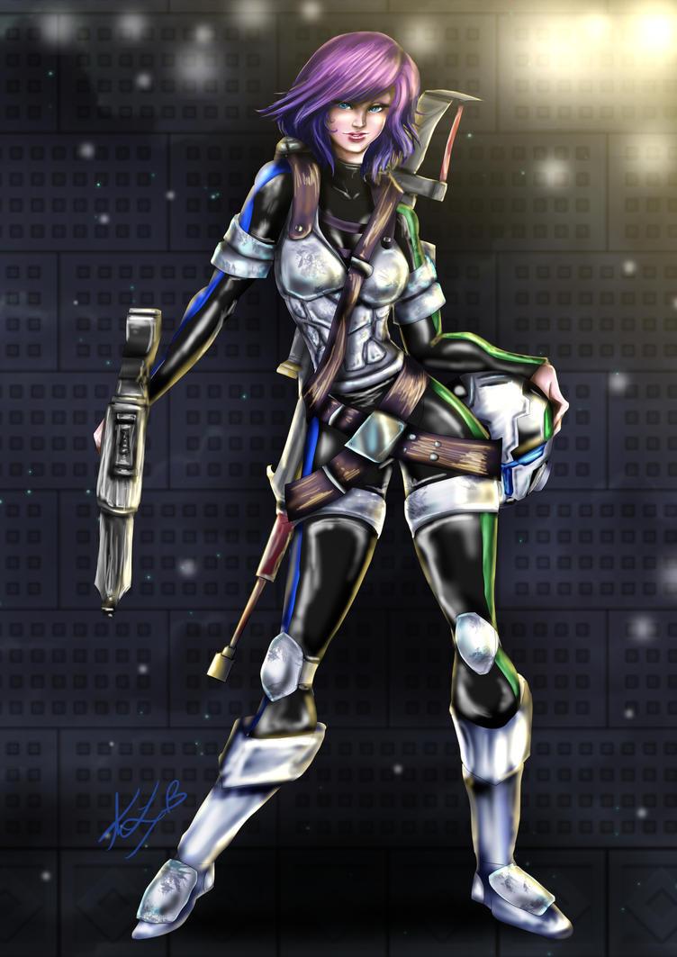Commission - Zeltron by MaximumImpulse