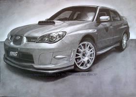 Subaru Impreza by Finch86