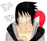 SasuAka: His Aching Heart by SpiritAmong-Darkness