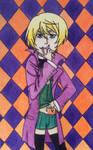 Alois Trancy ~ My New Demon by SpiritAmong-Darkness