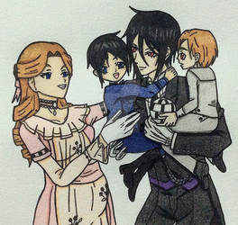 {GIFT} A Proud Family by SpiritAmong-Darkness