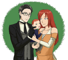 Spears Family by SpiritAmong-Darkness