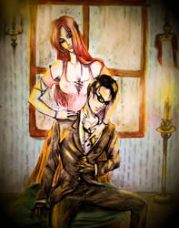 William x Serena by LuciferArcadia by SpiritAmong-Darkness