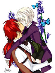 Terence x Alois by MissMonahell by SpiritAmong-Darkness
