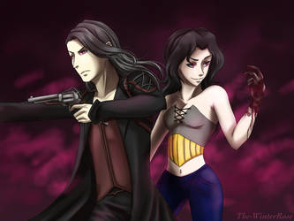 Demons by The-WinterRose by SpiritAmong-Darkness