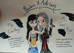 Raelinn x Adrian by MySancuaryLittlePony by SpiritAmong-Darkness