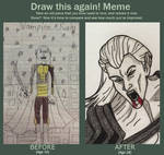 Draw it Again - Kain by SpiritAmong-Darkness