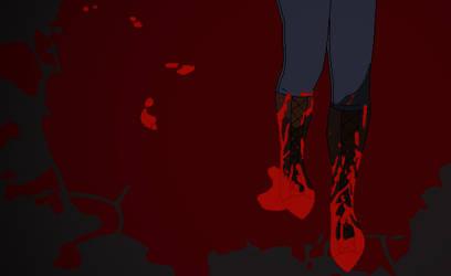 So Much Blood by SpiritAmong-Darkness
