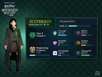 HP Oc Eleanor - Mobile Harry Potter Game