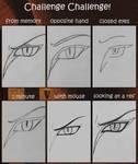 Challenge Challenge Meme - Orochimaru's Eye by SpiritAmong-Darkness