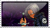 """Mirai Trunks Stamp"" by SailorSnowflack"