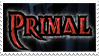 'Primal' Stamp by SailorSnowflack