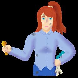 Evil Plan Alice by shylarah